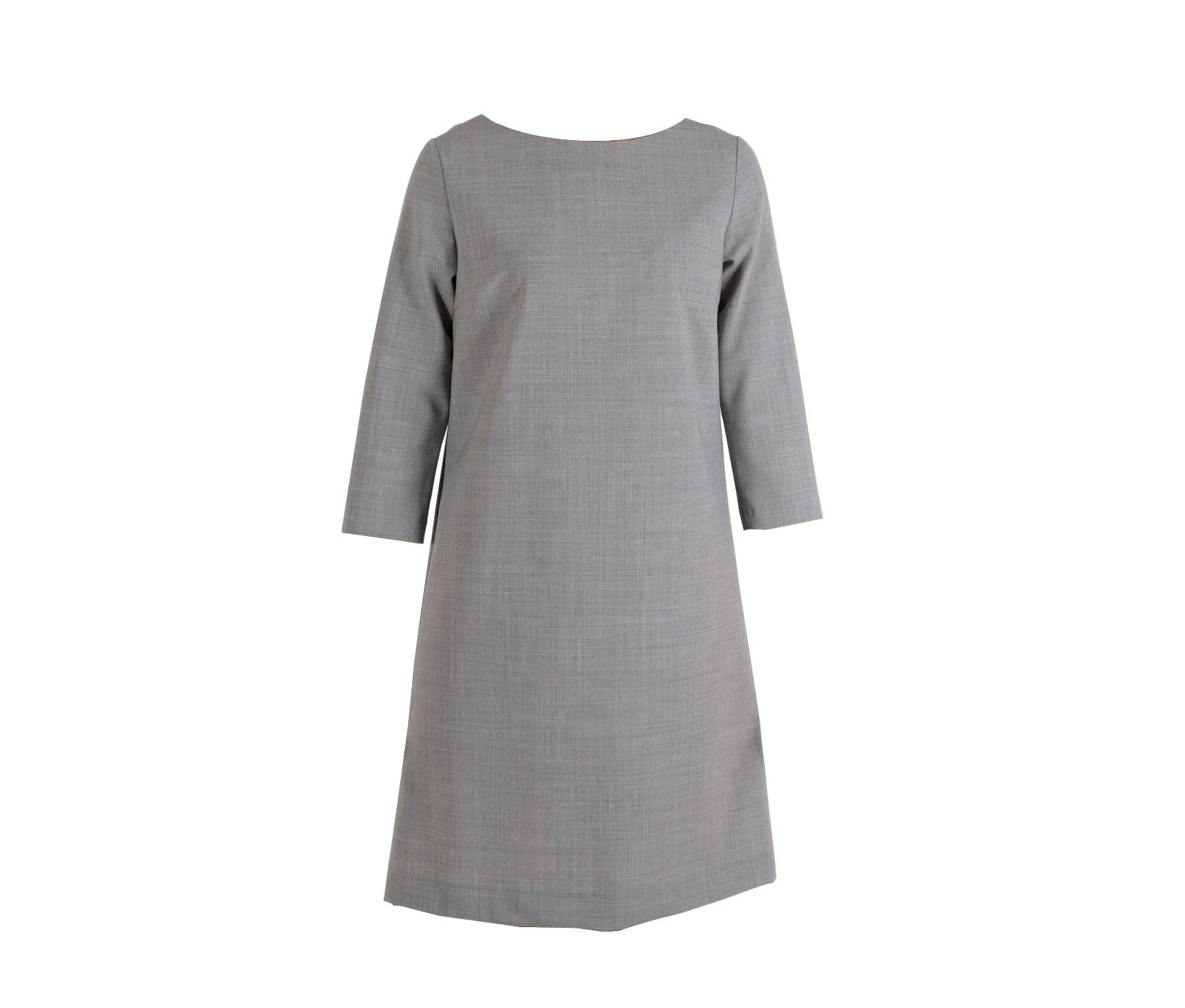 Patogi pilka suknelė Medis
