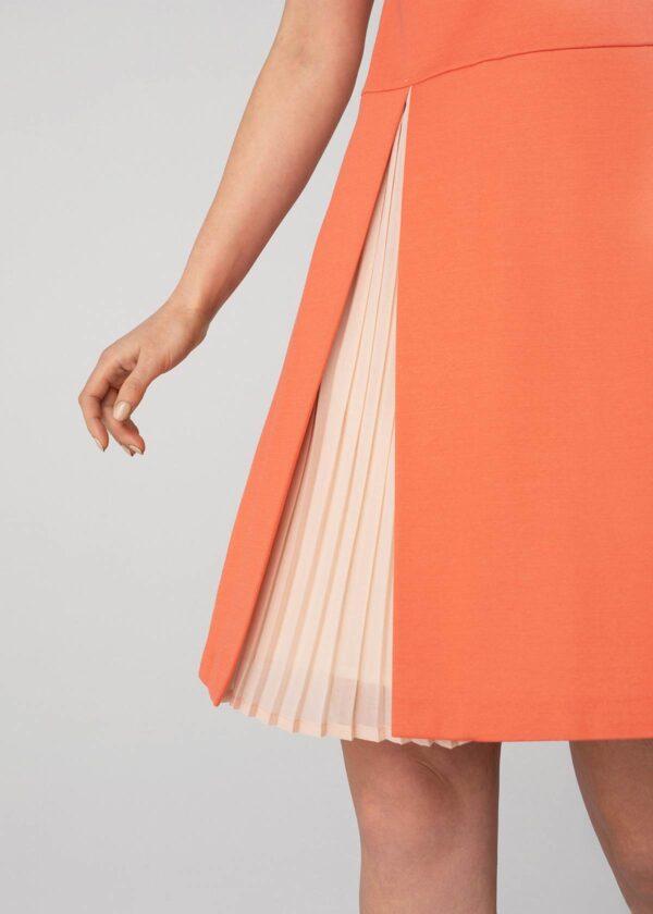 Plisuotos suknelės sijonas - Tauri Look