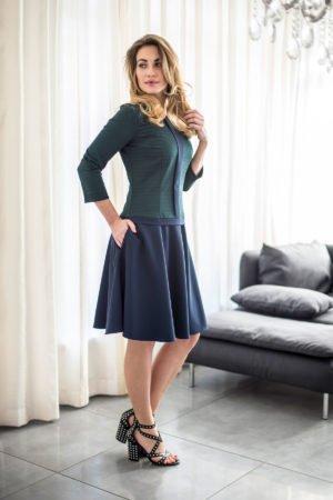 """Dalykinė suknelė """"My own dress 14"""" - suknelės 2018"""