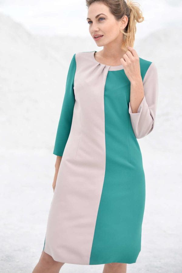 """Elegantiška dalykinė suknelė """"My own dress 19"""" - įsigyk internetu"""