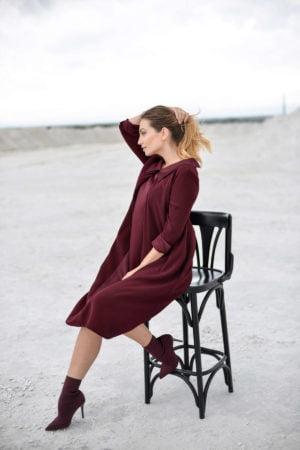 """Vyšninė rudeninė suknelė """"My own dress 17"""""""