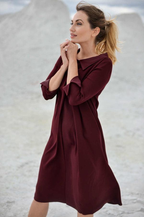 """Vyšninė rudeninė suknelė """"My own dress 17"""" - TauriLook"""