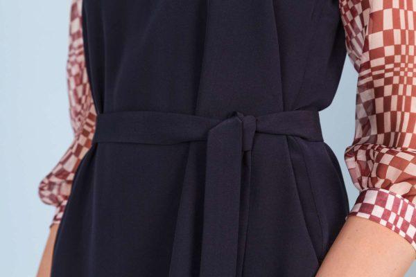 """Šilkinė suknelė """"My own dress 23"""""""