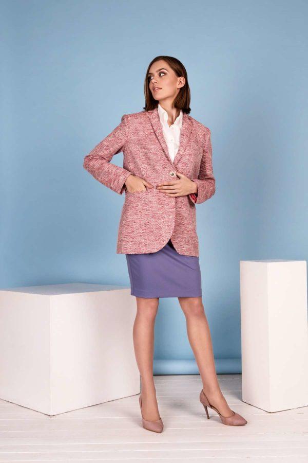 Kokybiškas kostiumėlis - švarkas su sujonu - Tauri Look