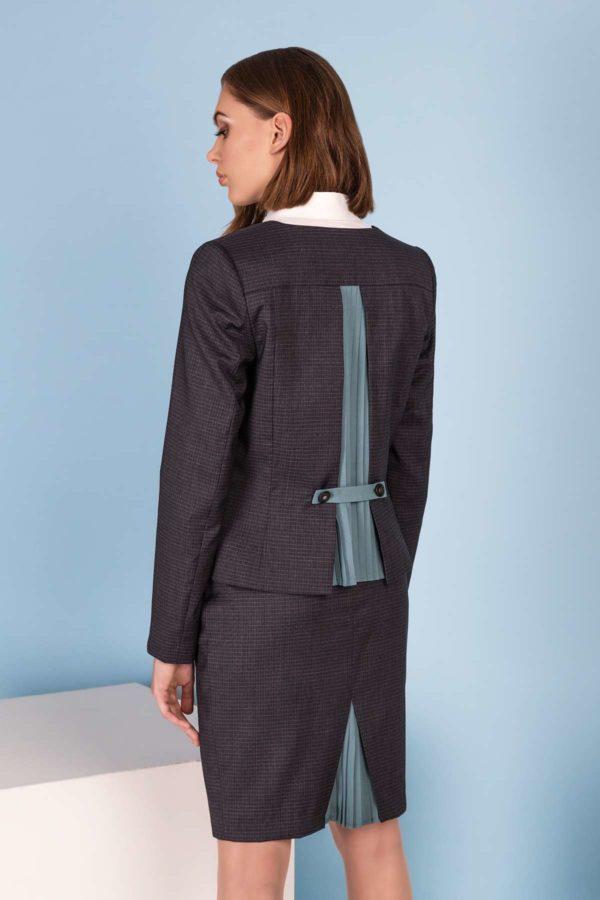 """Tamsus dviejų dalių kostiumėlis """"My own suit 7"""" (3)"""