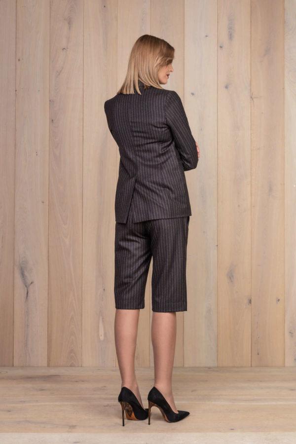 Švarkas ir kostiuminiai šortai - My own suit 8 - Tauri Look