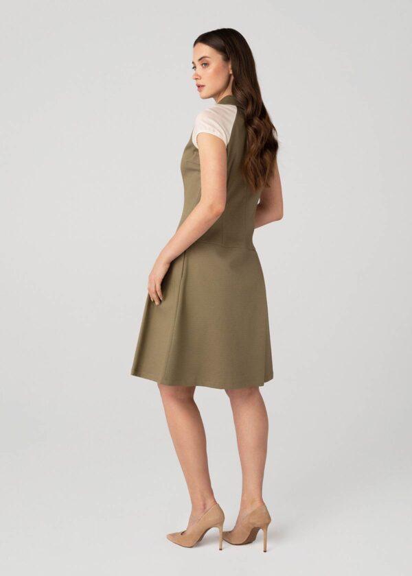 Originalios suknelės trumpomis rankovėmis - Tauri Look