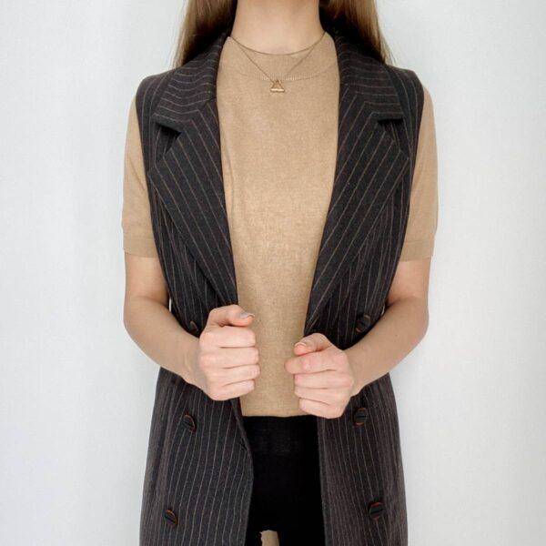 Švarko tipo suknelės sarafanas - Tauri Look