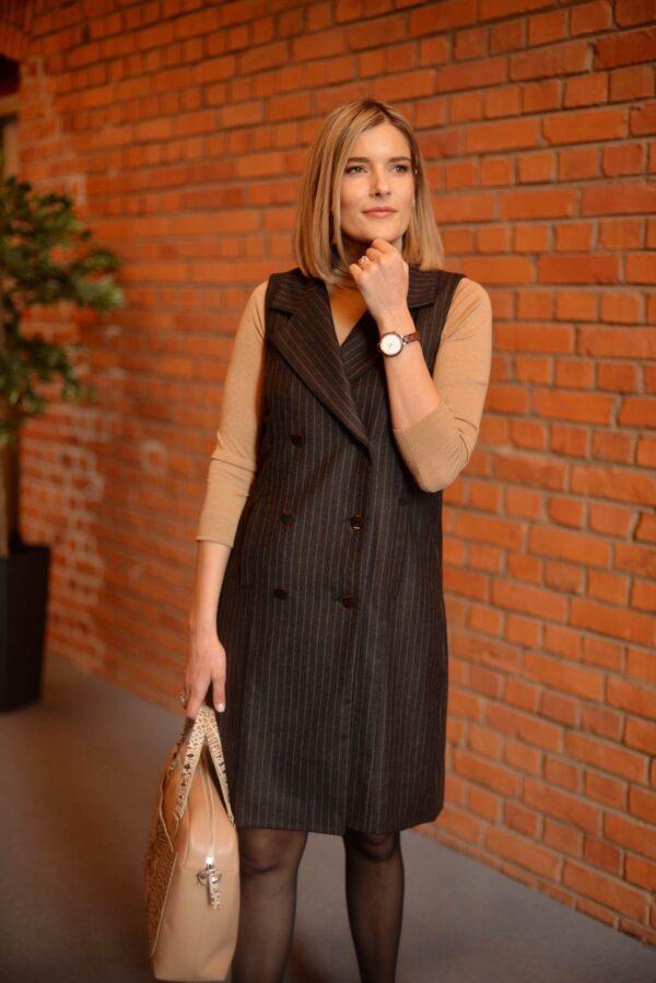 Sarafano tipo suknelė - Tauri Look