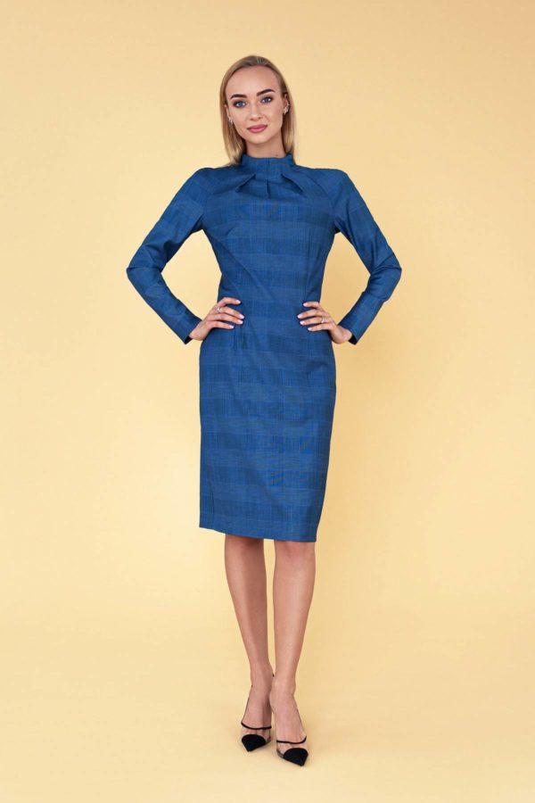 """Elegantiška suknelė """"My own dress 29"""" ilgomis rankovėmis"""