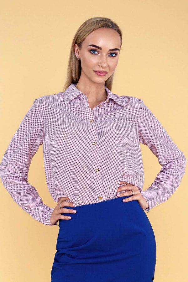 """Marškiniai su burbuliukais """"My own blouse 17"""""""