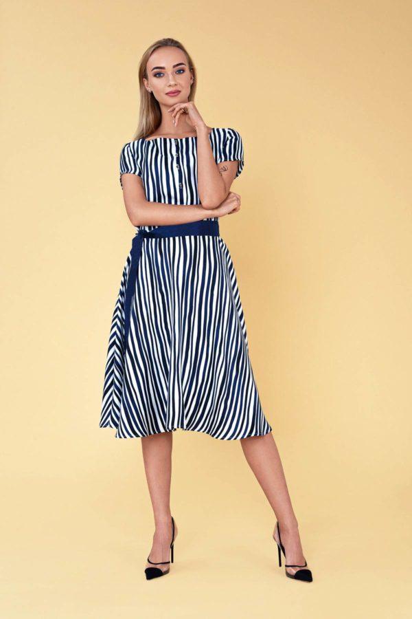 """Natūralaus šilko suknelė """"My own dress 31"""" - Tauri Look"""