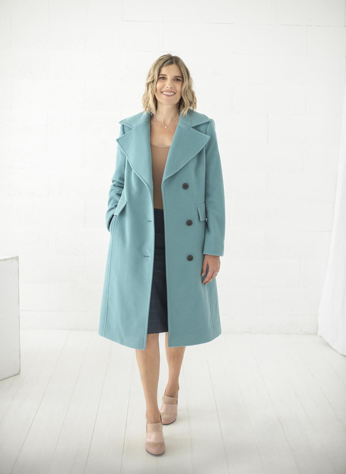 Kašmyro vilnos paltas - My own coat 5 - Tauri Look