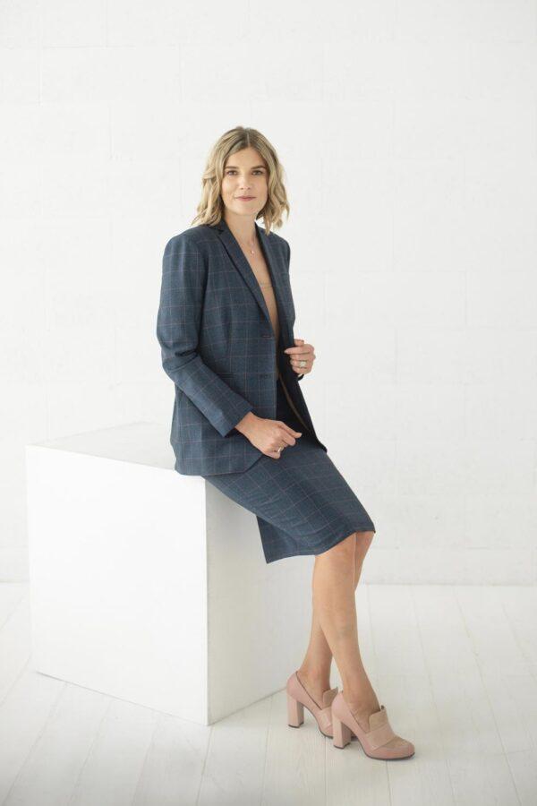 Languotas moteriškas kostiumėlis - My own suit 9 - Tauri Look