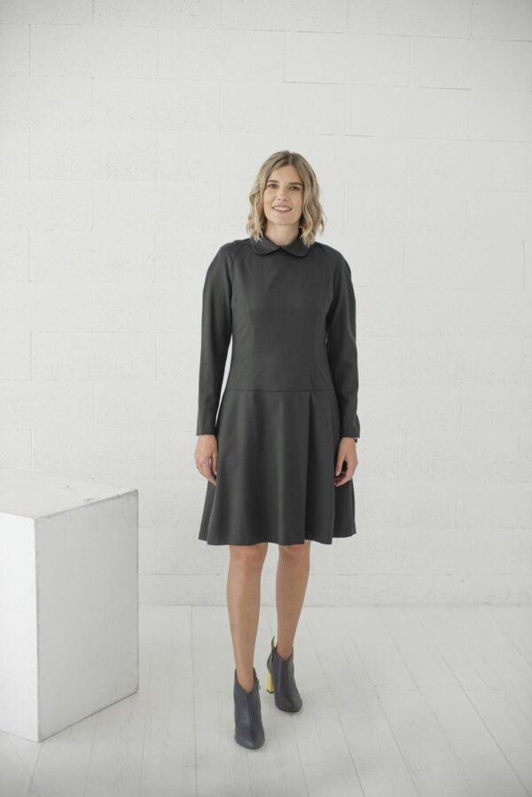 Suknelė su kišenėmis - My own dress 28 - Tauri Look