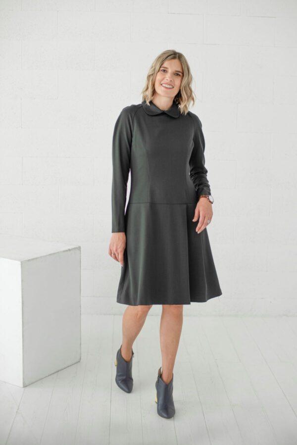 Suknelė su kišenėmis internetu - Tauri Look