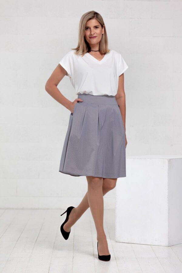 Languotas sijonas My own skirt 20 - Tauri Look