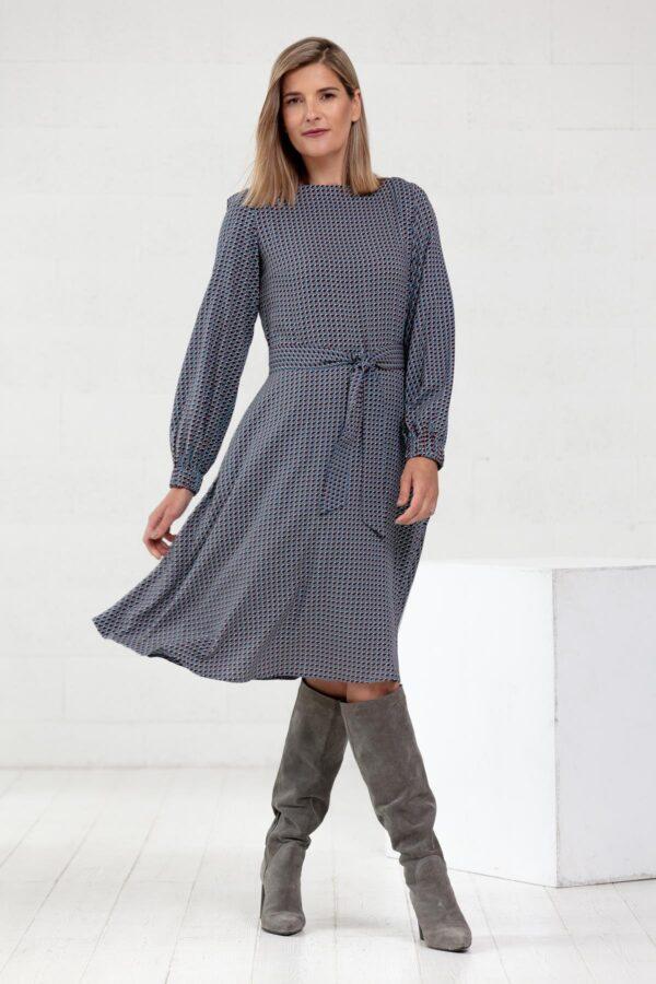 Suknelė ilgomis rankovėmis My own dress 35 - Tauri Look
